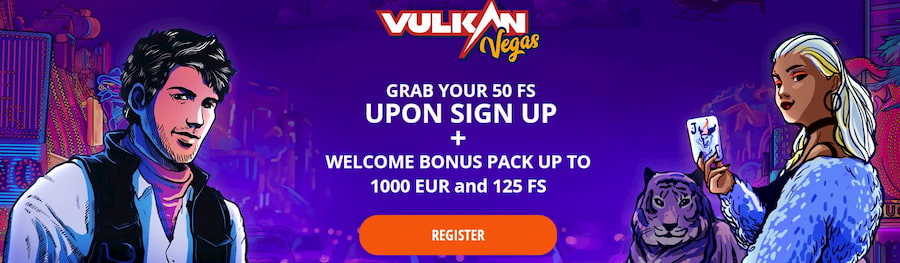 Bonuses and Promotions Vulkan Vegas