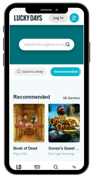 Lucky Days Casino Review Luckydays Experiences 2021