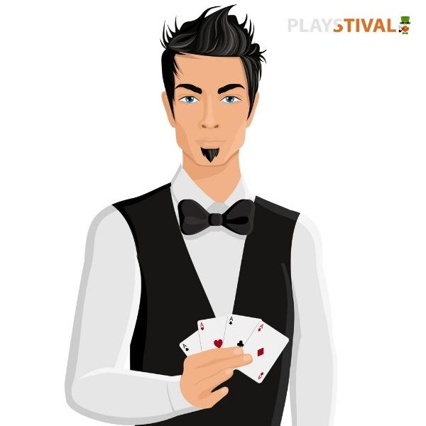 Live Casino Poker VS Video Poker