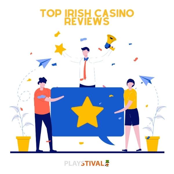 TOP Irish Casino Reviews
